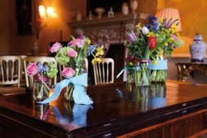 Dressed tables by Bijoux Floral Design