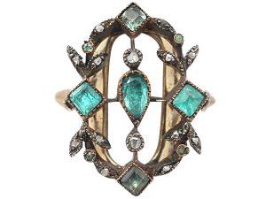 a3459-georgian-emerald-ring