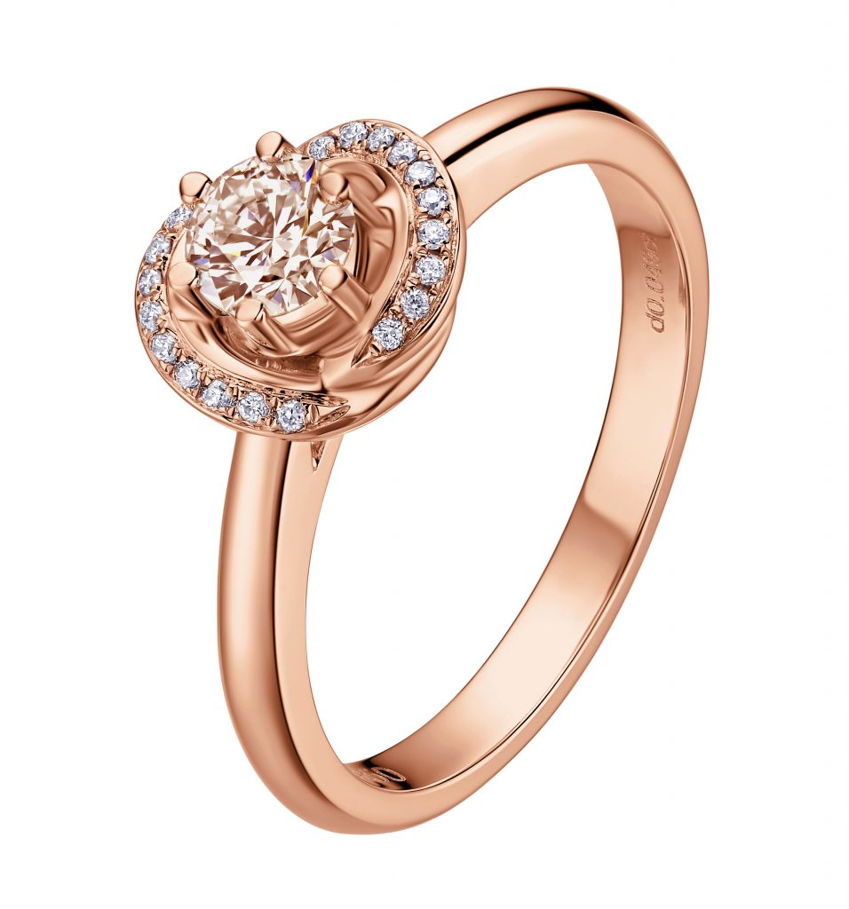 fei-liu-aurora-rose-gold-diamond-engagement-ring